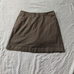 Nike Shorts - Nike Golf Fit Dry skort size 8